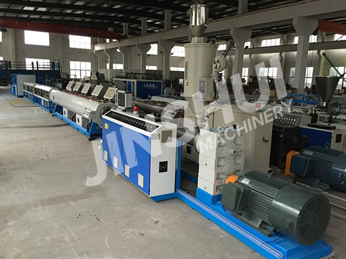 HDPE管材生产线(HDPE series plastic pipe production line)
